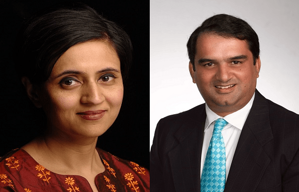 Sagarika Ghose and author she abused now involved in a brand new fight