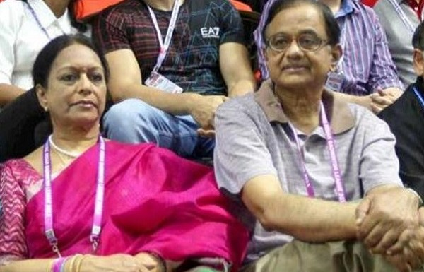 Plea of Chidambaram's wife to quash ED summons over Sharada chit fund scam rejected by Madras HC