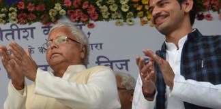IT department seizes alleged Benami property belonging to Lalu's son in Patna