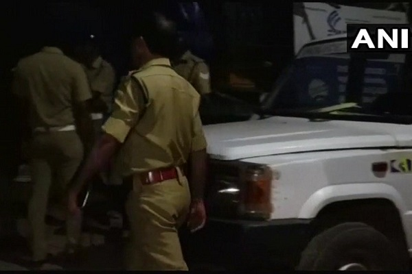 Muslim League activists attack BJP office in Kerala during supposed anti-rape protest