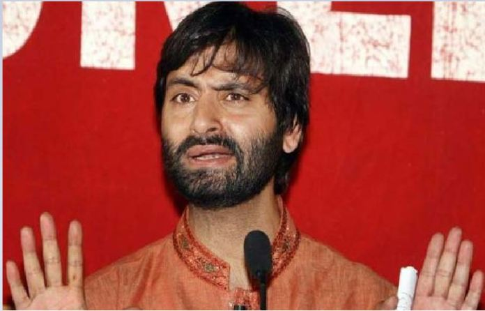 JKLF separatist Yasin Malik is the main accused the in the cases of Rubaiya Saeed's kidnapping and the murder of 5 IAF personnel