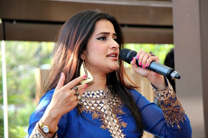 Mdariya Sufi Foundation has allegedly sent noticeto singer Sona Mohapatra over her latest video