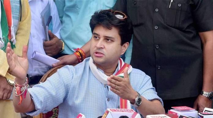 Jyotiraditya Scindia quits Congress, aunt congratulates him om 'Gharwapsi'