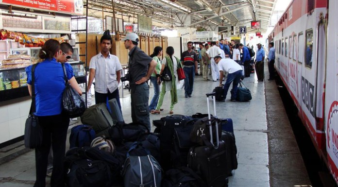 six times penalty for any excessive lugggage to be implimented by Railways