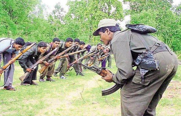 Under fire from security forces, Naxals ask locals to choose between joining them and death