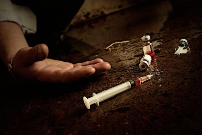 Punjab drug overdose death