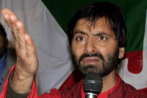 J&K police arrest separatist Yasin Malik following his intention to lead protests in the valley