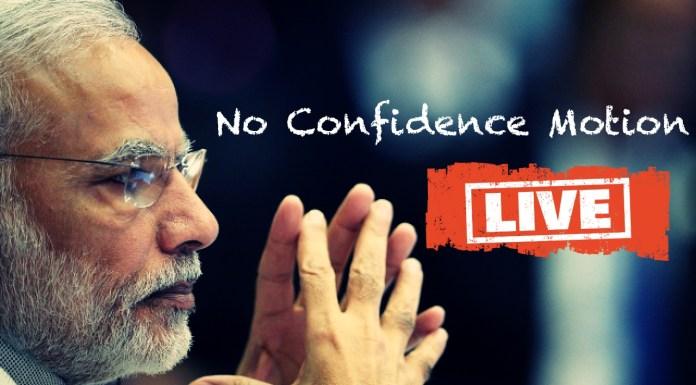 Narendra Modi government faces floor test