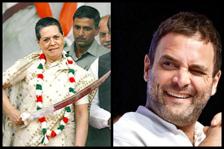 Is Rahul Gandhi hinting at a possible crackdown on RSS should the UPA return to power in 2019?
