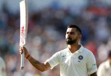 Virat Kohli brings Test Cricket alive by playings a captain's knock to steer India's ship to safety