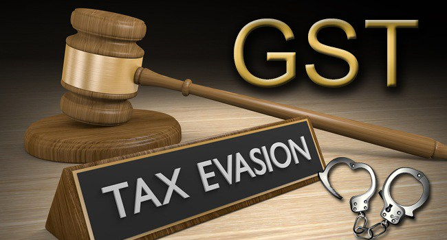 Tax Invasion by faking GST invoices