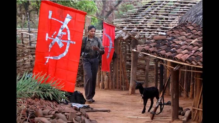 Maoist shot dead RSS Pracharak in Kanker, Chattisgarh, left a pamphlet on the spot to terrorise villagers