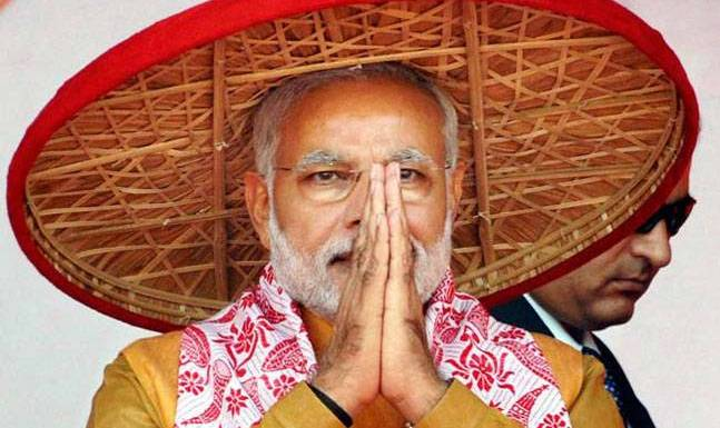PM Modi says the government is committed to uphold the guidelines under the clause 6 of the Assam Accord