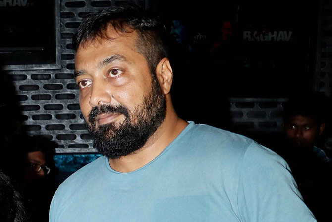 Anurag Kashyap fails to spot satire, rants over a pun shared by OpIndia CEO