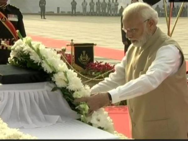 PM Modi at Police Commemoration Day