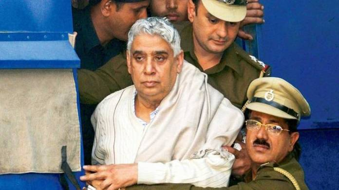 Life imprisonment sentence to the convicted Godman Rampal