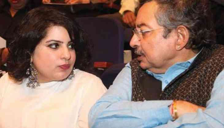 Vinod Dua's daughter says she stands by her father accused of sexual harassment, and supports #MeToo too