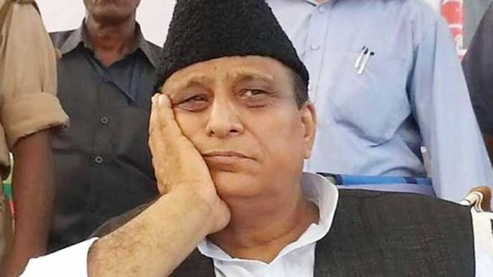 Azam Khan's anticipatory bail plea rejected in 5 cases