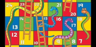 Barmer in Rajasthan holds the records for the biggest game of Snake and Ladder in the country
