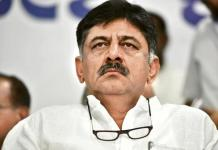 D K Shivakumar confesses about Lingayat issue