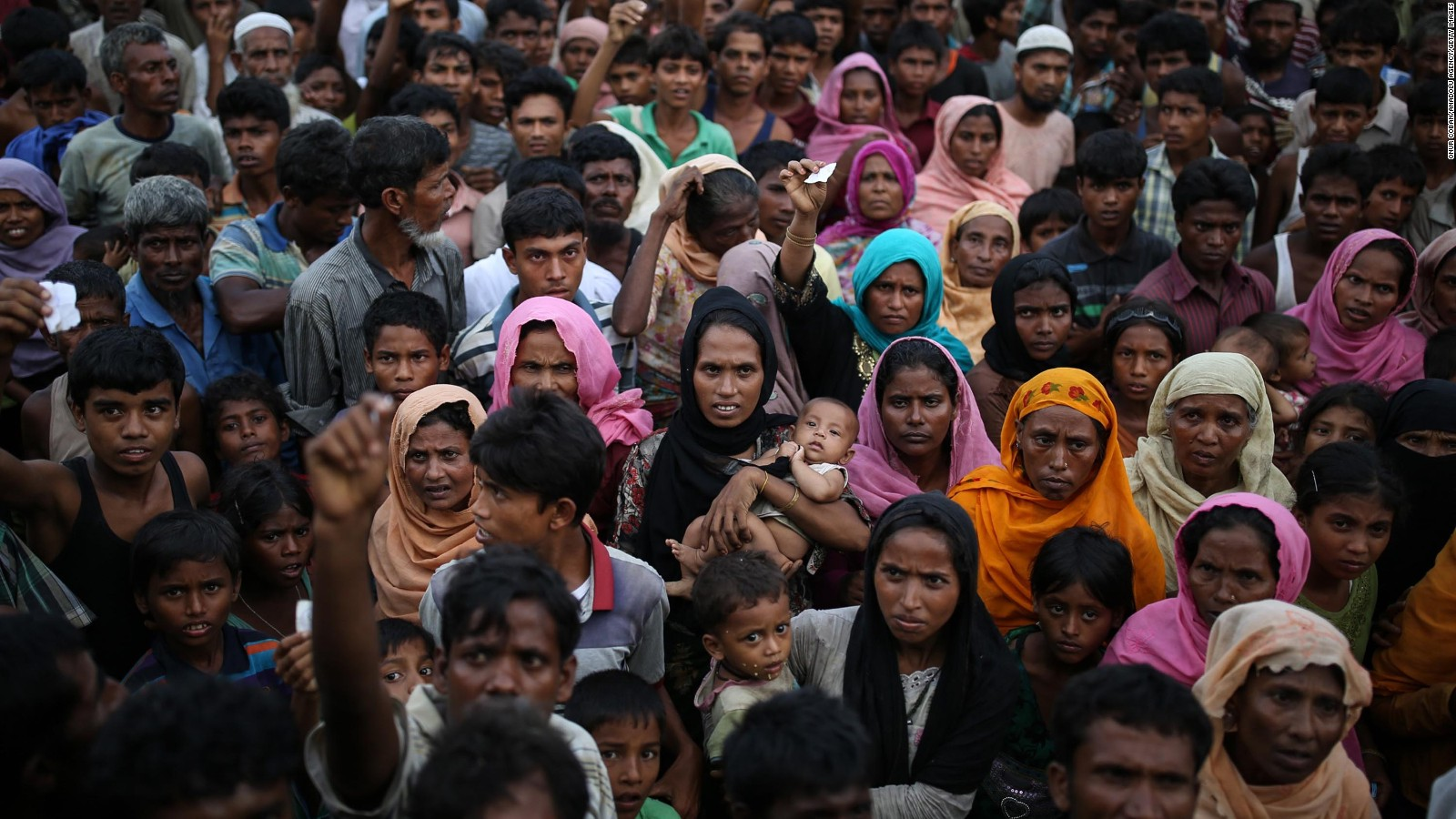 Illegal Rohingya immigrants reach as far as Ladakh, agencies suspect local support
