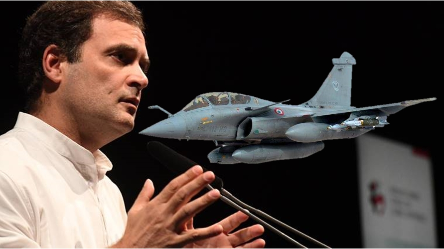 Rafale 'scam': A myth invented by Rahul Gandhi and his friends in the media