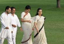 It is time for Congress and Gandhi Family mukt Bharat