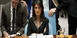Nikki Haley, US envoy to UN