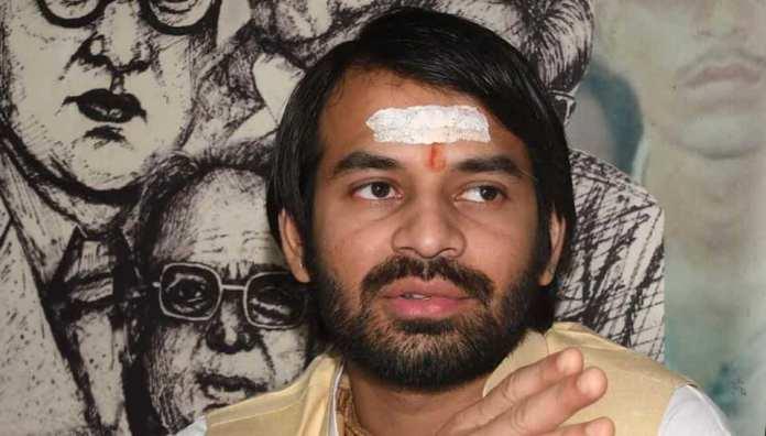 Tej Pratap Yadav had issued derogatory statements on Bihar CM and Deputy CM