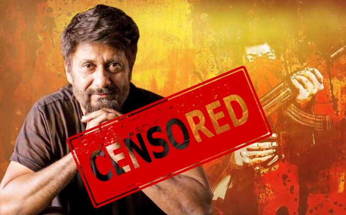 Times of India refused to published Vivek Agnihotri's interview on Urban Naxals
