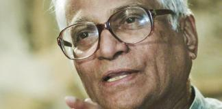 George Fernandes passes away at 88