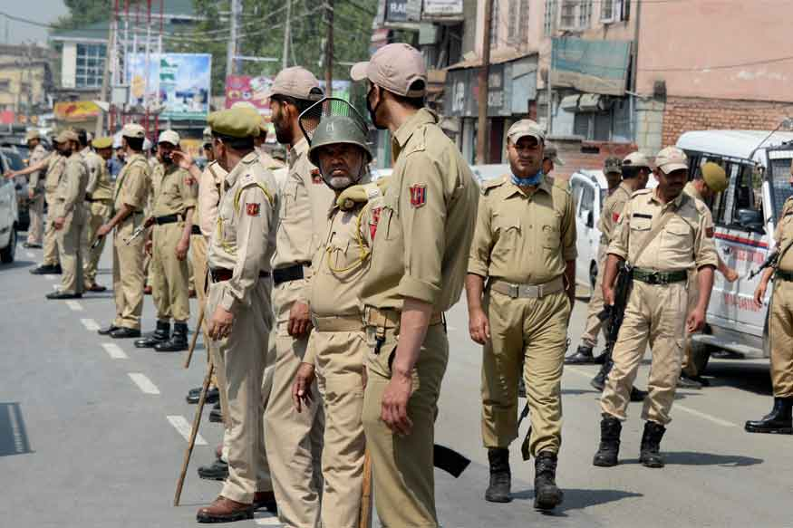 J and K Police counsels boy who had left home to join terrorism, unites him with family