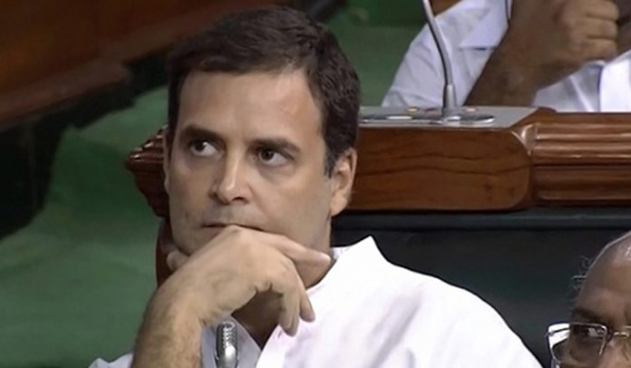Rahul Gandhi's lies run long, but his response to India's airstrike is painfully short