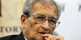 Amartya Sen lies and obfuscates in an interview to Times of India