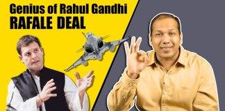Nitin Gupta 'Rivaldo' and genius of Rahul Gandhi