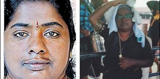 Congress double speak: Congress worker fakes identity as old woman to enter Sabarimala