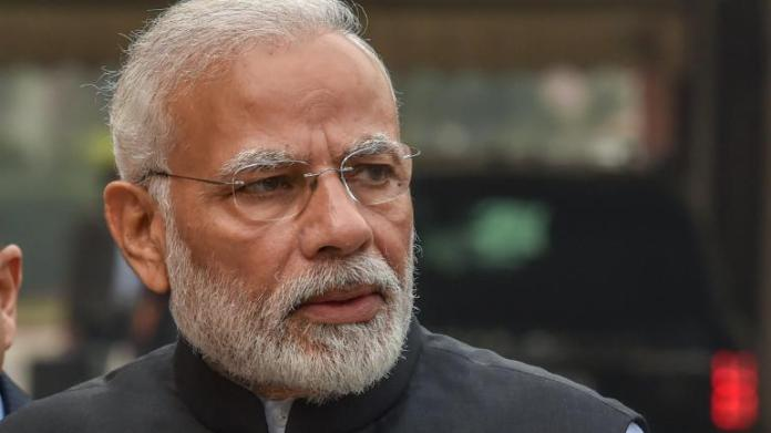 PM Modi has not tweeted about the India Pakistan cricket match