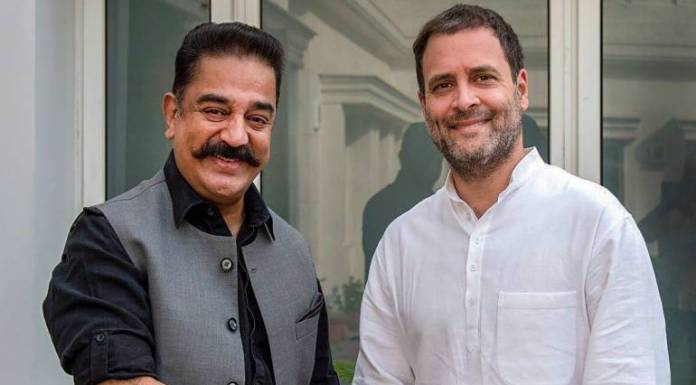 Days after Pulwama attack, Kamal Haasan toes the Pakistan line