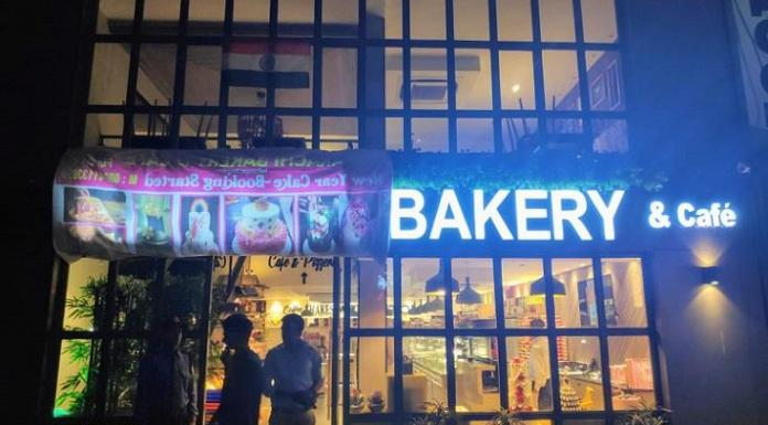 Karachi bakery outlet in Indiranagar had to cover up the 'Karachi' part in their name because some agitators created a ruckus