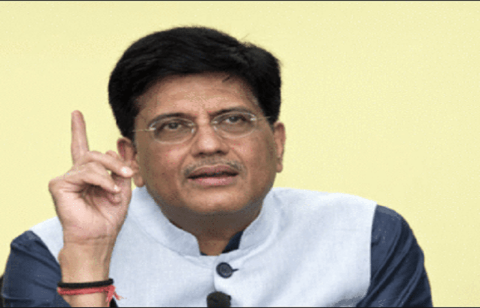 Piyush Goyal called Manmohan Singh's government as 'coward government'