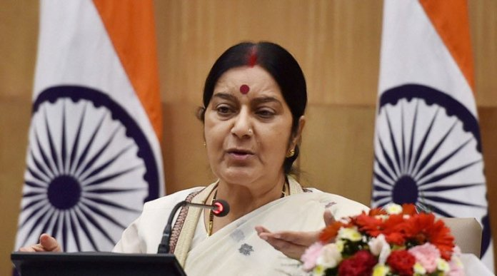 An all-party meet called by EAM Sushma Swaraj later in the evening