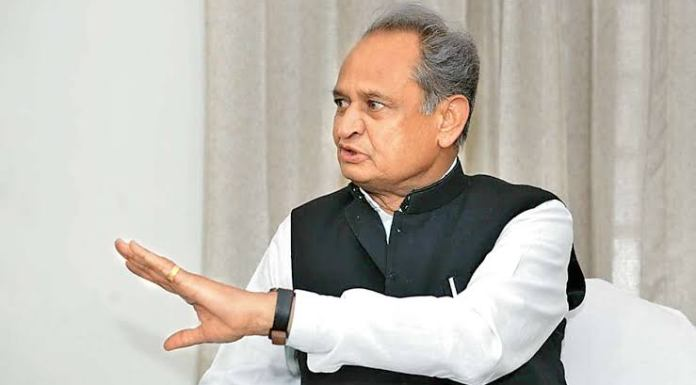 Ashok Gehlot asks for proof of the air strikes conducted by the IAF