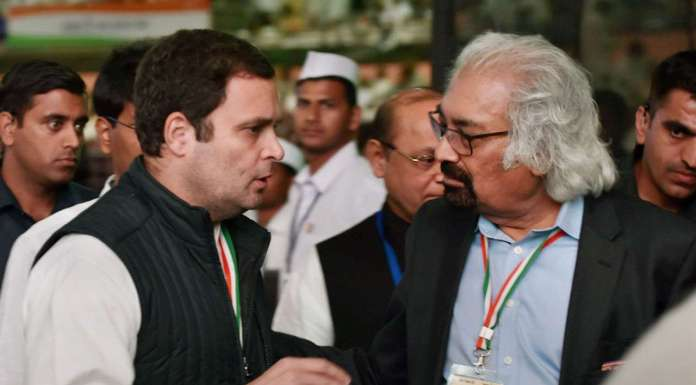 Increased taxes are nothing to be worried about, says Sam Pitroda about the funding of the NYAY scheme