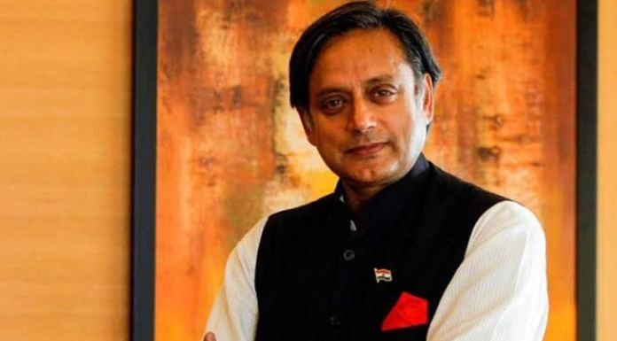 Shashi Tharoor's aunt and her husband have both joined BJP Kerala