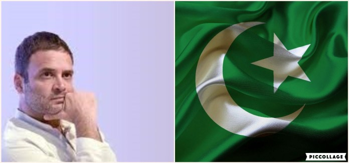 Congress' love for Pakistan proves who the real 'poster boy of Pakistan'