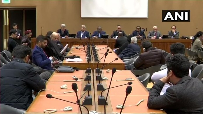 PoK activists at UNHRC condemn pakistan's role in promoting terrorism in the region