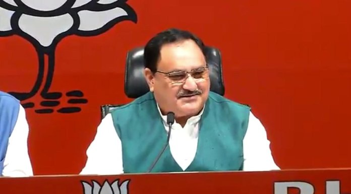 BJP will hold public awareness campaigns across 370 places on abrogation Article 370 from September 1
