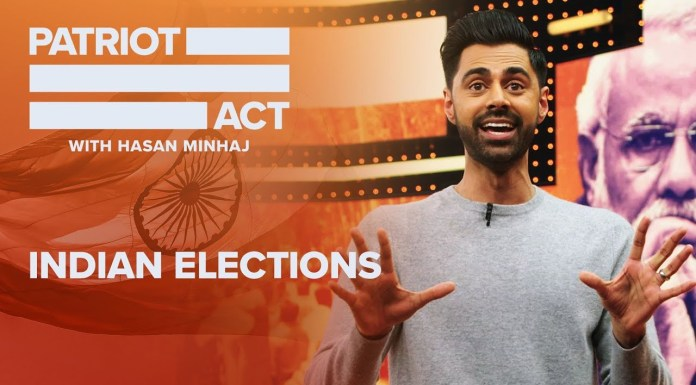 Latest episode of 'The Patriot Act': Hasan Minhaj might be ...