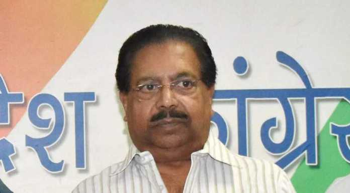PC Chacko says India is obliged to the first family of Gandhi