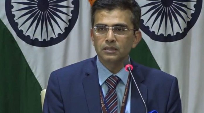India slams China's assertions over J and K bifurcation, says it is internal matter